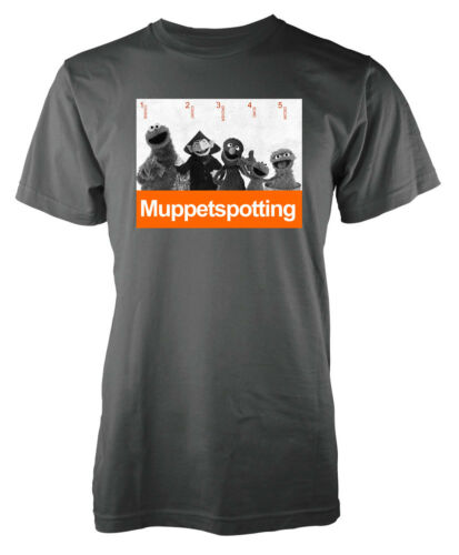 Train Spotting Muppet mashup adult t-shirt