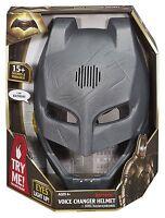 Batman V Superman Dawn Of Justice Batman Voice Changer Helmet Mask Dhy31