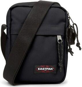 Eastpack The One Sac Bandoulière Noir Sacoche Homme Femme 21 cm