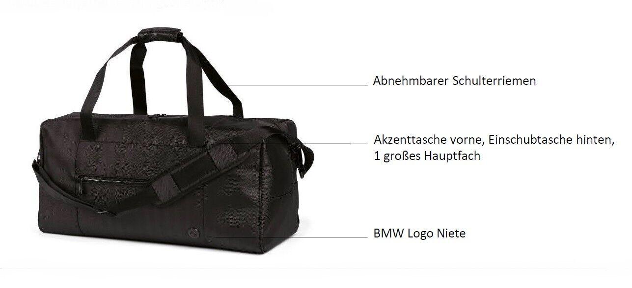 Original BMW Sac de Voyage Collection 2018 20 Neuf   Emballage D'Origine