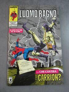 L'UOMO RAGNO n° 104 30 SETTEMBRE 1992 - ED. STAR COMICS - OTTIMO - NUOVO