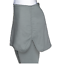 SKOOTSKIRT-Ankle-Length-Skirted-Leggings-Skirt-Shaping-GREY-BLACK-Large-XL-or-1X thumbnail 2