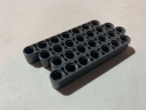 Technic Liftarm 1 x 7 Thick Choose Color 4pcs LEGO Parts 32524