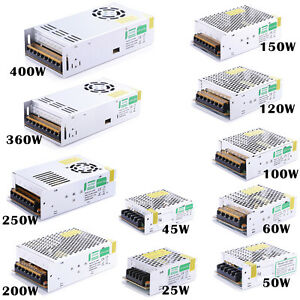 DC-12V-adapter-LED-Strip-Power-Supply-Transformer-Driver-40W-60W-100W-120W-400W
