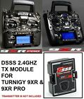 Turnigy DSSS Module 2.4Ghz Transmitter 9XR Pro TH9X R9B 9X8Cv2 JR CONFIGURATION