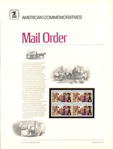 2-8c-Mail-Order-Stamp-1468-USPS-Commemorative-Stamp-Panel