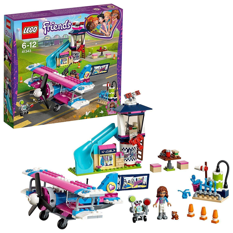 Lego Friends Friends Friends - 41343 -  Rundflug über Heartlake City - NEU OVP 6bd6ef