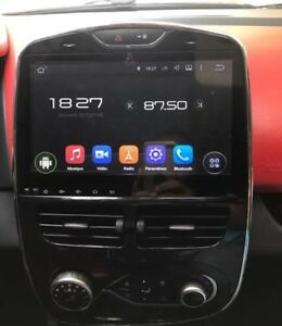 autoradio gps renault clio 4 android wifi ebay. Black Bedroom Furniture Sets. Home Design Ideas