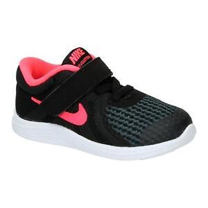 8dab21785f51 Image is loading NIKE-Girls-039-Revolution-4-TDV-Running-Shoe-