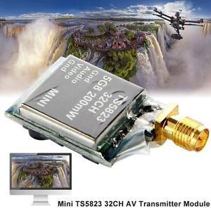 TS5823-5-8Ghz-32Ch-200mW-Q-video-Transmitter-TX-module-for-DIY-Mini-drone-Hot-SP