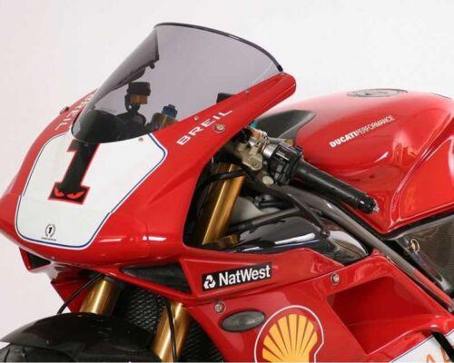 Vitre MRA-revêtement vitre Ducati 748//916//996 noir variante