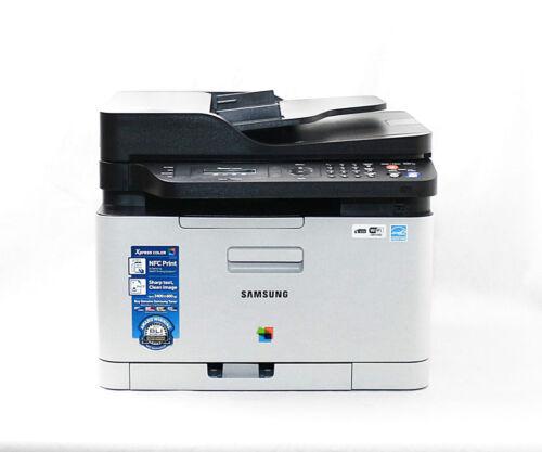 1 von 1 - Samsung Xpress C480FN Farblaser Multifunktionsgerät  (BU7TE69)