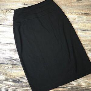 Style 2 ginocchio 205 Lunghezza Pencil di Size Strecth Cabi Black Skirt lavoro del p5nxwYT61q