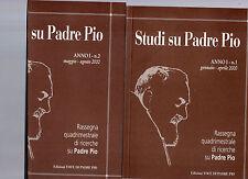 studi su padre pio - 2 volumi -