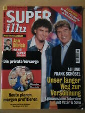 SUPER ILLU 46 - 7.11.2002 Ali & Frank Schöbel Jan Ulrich Katrin Wrobel