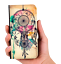 RFID-Protected-Dreamcatcher-Wallet-PU-Leather-Case-Cover-for-Samsung-Galaxy thumbnail 6