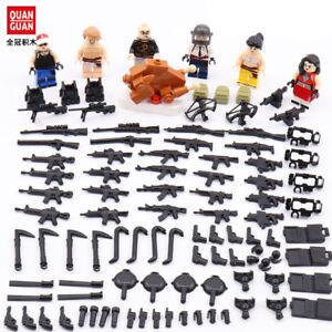 Blocksteine-QUANGUAN-PUBG-Corporation-Airdrop-Figur-Spielzeug-Modell-Toys-Gifts