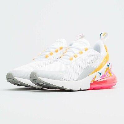 Womens Nike Air Max 270 SE AR0499 101 WhiteSummit White NEW Size 11 192502652570 | eBay