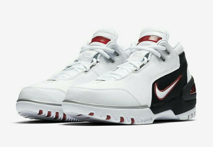 """Nike Air Zoom Generation QS """"King's First"""" First Game Lebron Size 7 LIMITED rare"""