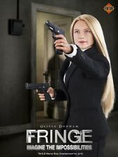 """DID Action Figure 1/6 12"""" frange Olivia Dunham in scatola Hot Toy Cyber Drago"""