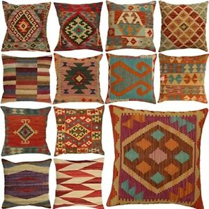 Handmade-Kilim-Cushion-Covers-Modern-and-Vintage-collection-Spring-Summer-Sale
