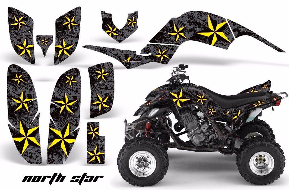 Atv Aufkleber-Grafik Set Quad Aufkleber für Yamaha Yamaha Yamaha Raptor 660 2001-2005 Nstr Y K a0a56c