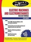 Schaums Outline Electric Machi by Nasar (Hardback, 1997)