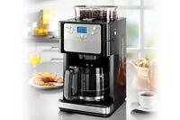 Coffee Maxx Premium Kaffeemaschine Mit Mahlwerk - Neu