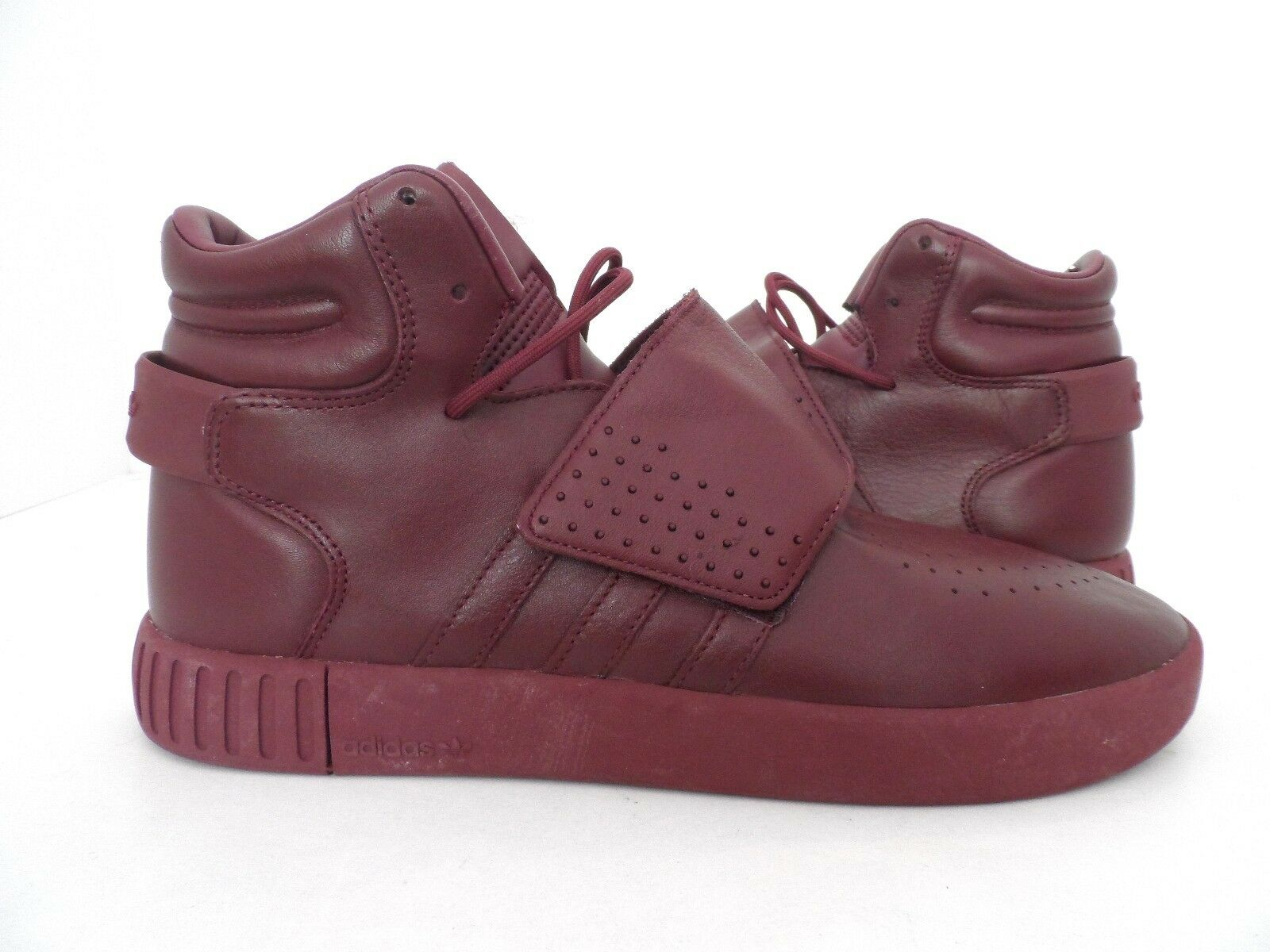 premium selection 01527 2a179 ... low price adidas originals mens tubular size invader strap shoes maroon  size tubular 10.5 4fcb66 86293