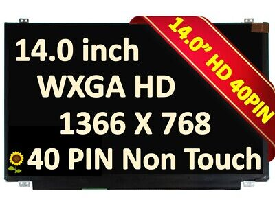 BOE HB140WX1-300 New Replacement LCD Screen for Laptop LED HD ...