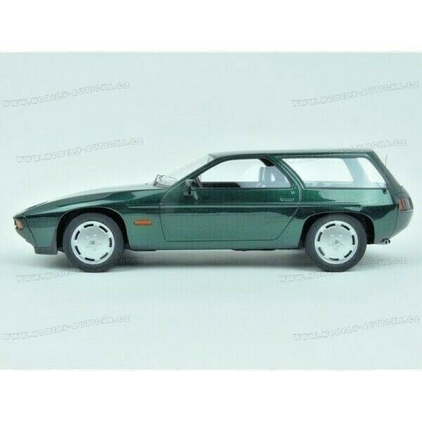 PORSCHE 928 S TURBO COMDI GUNTER ART 1979 1 18 PREMIUM X