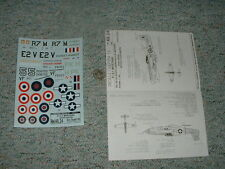 Carpena decals 1/48 48.24 P-51 Mustang   D117