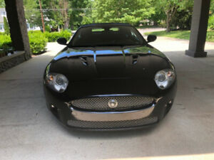 2008 Jaguar XKR Convertible Portfolio Edition RARE!! Low Mileage