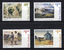 Neuseeland New Zealand 1691 - 1694 postfrisch 1998 Peter Mcintyre MNH