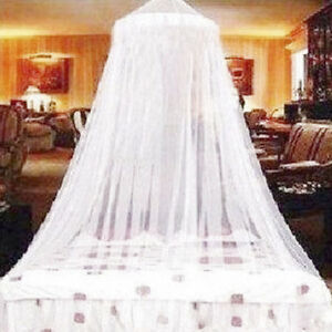 Mosquito-Round-Canopy-Bed-Netting-Summer-Anti-Insect-Mesh-Dome-Lace-Curtain-Good