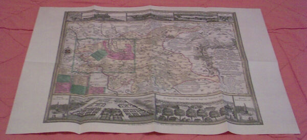"""Amt Großenhain - Sachsen - """"zeithainer Lustlager"""" 1730 - Replikat"""