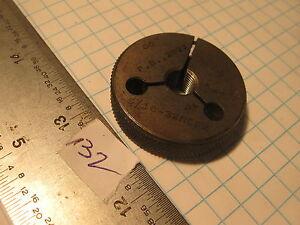 NEW 5//16 32 UNEF 2B THREAD PLUG GAGE .3125 GO NO GO P.D./'S= .2922 /& .2964 TOOLS