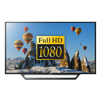 """Sony KDL40WD653BU 40"""" Smart Built-In Wi-Fi Full HD 1080p LED TV with Freeview"""