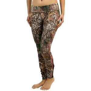 cb158be5e2 Image is loading Under-Armour-Womens-Realtree-Camo-Leggings-Yoga-Pants-
