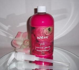 Wen Cleansing Conditioner Shampoo 16oz PINK JASMINE PEONY