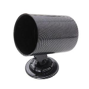 Car-Carbon-Fiber-2-034-52mm-Universal-Single-Dash-Gauge-Pod-Mount-Holder-Sales
