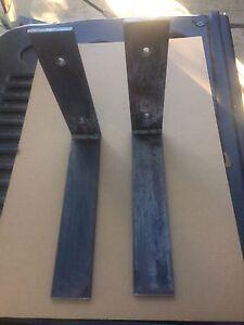 Image Is Loading Heavy Duty Steel Countertop Support L Bracket 12x12
