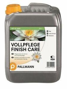 Pallmann-Vollpflege-5l-Boden-Wischpflege-fuer-Parkett-Stein-Linoleum-PVC
