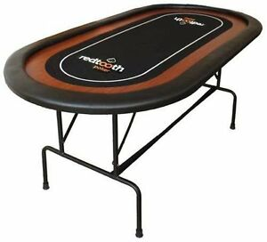 Image Is Loading Redtooth Poker Speed Cloth Poker Table