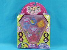 Squinkies Jungle! Locket Suprize Sealed 2012 Blip Toys Zoo Animals