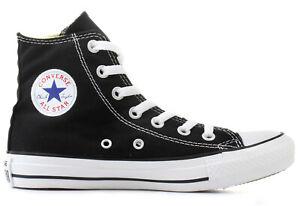 Black 36 Scarpe Nero All Star Alte Dal Converse New M7650c Unisex 45 Al Classic 00qfvA