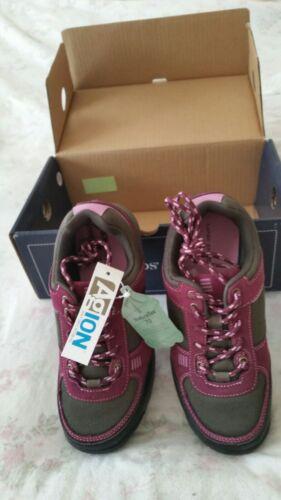 Colore Up Alpine Lace E Wm d'uva 6 Taglia rosso Brown Donna Med zqUnEdwn