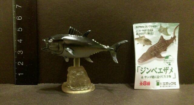 Epoch (Like Kaiyodo) Blue Fin Bluefin Tuna Fish PVC Figure