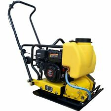 Heavy Duty Large Plate Walk Behind Soil Dirt Vibratory Plate Compactor Rammer