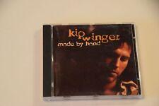 Kip Winger Made by Hand Domo 71013-2 Rare CD